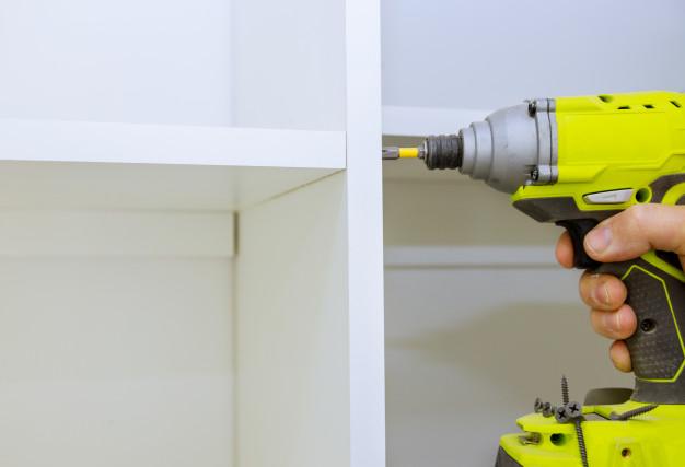 Shelves Installation Services dubai