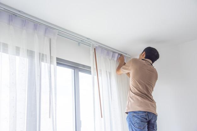 windows treatment installation service