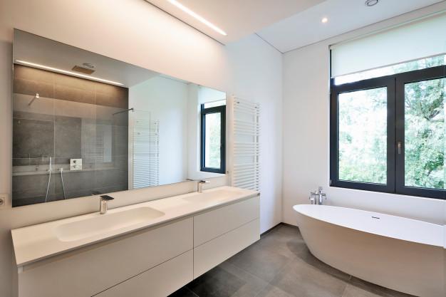 bathtub corian faucet